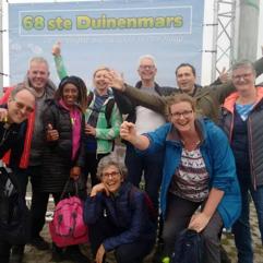 Gratis deelname wandeltrainingen Duinenmars 2020
